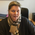 Pfarrsekretärin Susanne Lienbacher